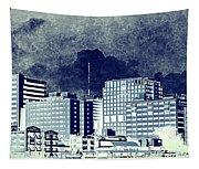 Bangkok Panorama Tapestry