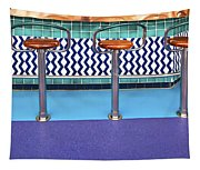Bar Stools Tapestry