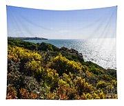 Bass Strait Ocean Landscape In Tasmania Tapestry