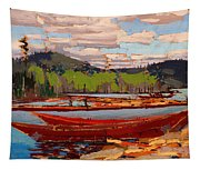 Bateaux Tapestry
