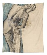 Bather Drying Herself Tapestry