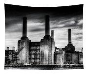 Battersea Power-station London Tapestry