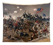Battle Of Spottsylvania Tapestry