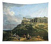 Bellotto's The Fortress Of Konigstein Tapestry