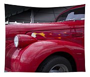 Big Red Two Tapestry