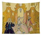 'billet Doux'  Tapestry