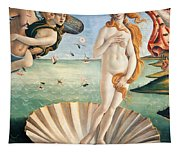 Birth Of Venus Tapestry