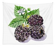 Artz Vitamins Series The Blackberries Tapestry