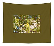Blossom Time Tapestry