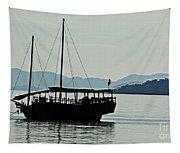 Boat Tapestry