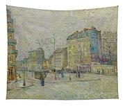 Boulevard De Clichy Tapestry