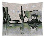 Brasilia Skyline Tapestry