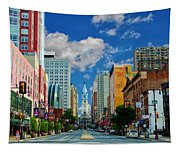 Broad Street - Avenue Of The Arts Tapestry