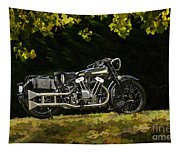 Brough Superior Ss 100 Tapestry