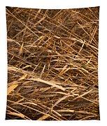 Brown Reeds Tapestry