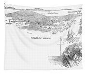 Bunker Hill, 1775 Tapestry