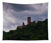 Burgruine Furstenberg Rheindiebach Tapestry
