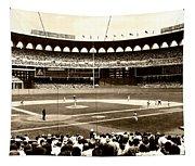 Busch Stadium - St Louis 1966 Tapestry