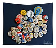 Buttons Tapestry