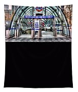 Canary Wharf Tapestry
