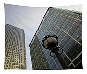 Canary Wharf London  Tapestry