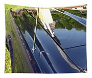 Car Reflection Tapestry