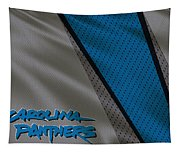 Carolina Panthers Uniform Tapestry