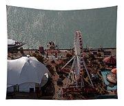 Chicago Navy Pier Tapestry