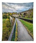 Chirk Aqueduct Tapestry