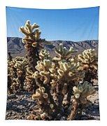 Cholla Cactus Tapestry