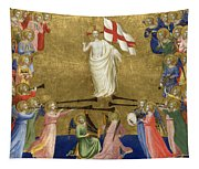 Christ Glorified In The Court Of Heaven Tapestry