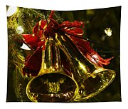 Christmas Bells Ornaments Faneuil Hall Tree Boston Tapestry