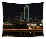 City Lights Tapestry