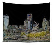 City Of London Art Tapestry