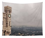 Clock Tower Tapestry