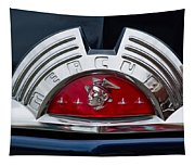 Close-up Of A Mercury Classic Car Of Tapestry