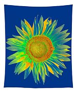 Colourful Sunflower Tapestry