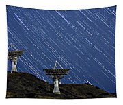 Communications To The Stars Tapestry