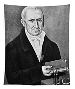 Count Alessandro Volta (1745-1827) Tapestry