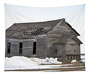 Country School Tapestry