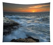 Covered By The Sea Tapestry