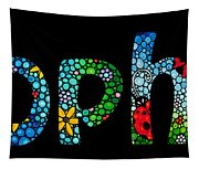 Customized Baby Kids Adults Pets Names - Sophia Name Tapestry