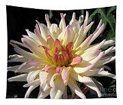 Dahlia Named Camano Ariel Tapestry