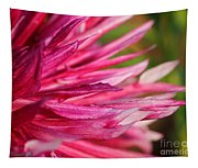 Dahlia Named Normandy Wild Willie Tapestry