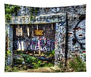 Address Unknown Tapestry