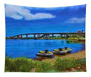 Do You Sea Doo Tapestry