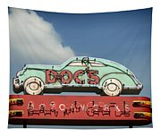 Doc's Bar And Grill Tapestry