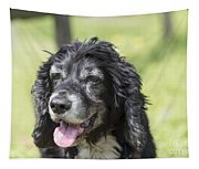 Dog Tapestry