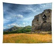 Dolbadarn Castle Tapestry