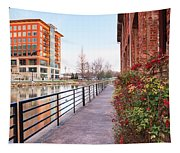 Downtown Greenville Sc Tapestry